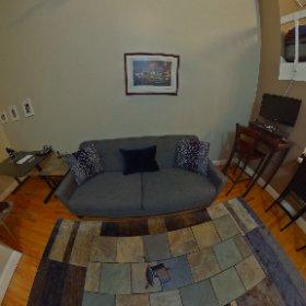Hoboken 80 Park Ave living room