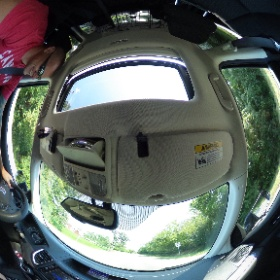 Heading to pick up rooster. #sakura3d #theta360