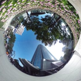 Roppongi Hills 360 on a beautiful afternoon #theta360 #tokyo360