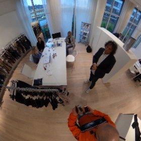 Besuch der MAC Handelsvertretung von Hans-Joachim Hofmann zusammen mit Rob Schalker.