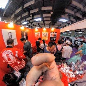台湾展示会 #theta360