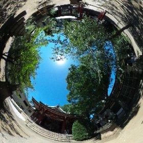 千歳船橋 稲荷森稲荷神社 境内 Auto撮影