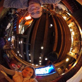 360 dinner date with Chelsea! #theta360