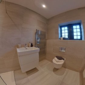 Horace Green, Cononley.  360 Photography for Candelisa Ltd. #bathroom #property #home #newhome #firsthome #architecture #interiordesign #propertydevelopers #cononley #themotorworks #horacegreen #horacemills #skipton #yorkshire #theta360 #theta360uk