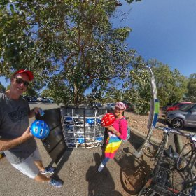 360 spherical SpinwayWA bike hire station in Kings Park, SM hub https://linkfox.io/ImatA BEST HASHTAGS  #SpinwayKingspark  #Butterfly3d #VisitPerthWA #theta360