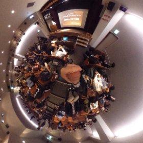 インフォバーングループ新年度キックオフセッション、開催中! #theta360