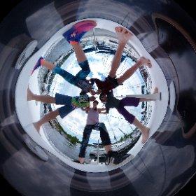 the morning sail 190512 sailripple.com #sailripple #theta360