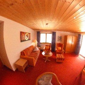 Zweiraumferienwohnung Nr. 11 mit Terrasse. Ca. 50 qm groß