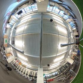 A great 360 degree look at the new Wellness Center at Nardin Academy in Buffalo, NY #theta360