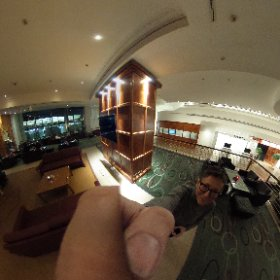 this picture is taken in the room where #M5 #OEBAllTeams will have to look for pages. Hint: the signs should be close to the statues w wood and a ball on a stick. good luck! #theta360