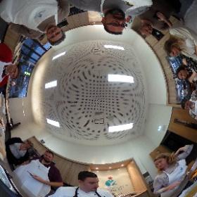 Cooking Class im Seefischkochstudio Bremerhaven. #bremerhavenerleben #tastebremerhaven #theta360
