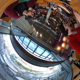 Lunch with Luke #theta360