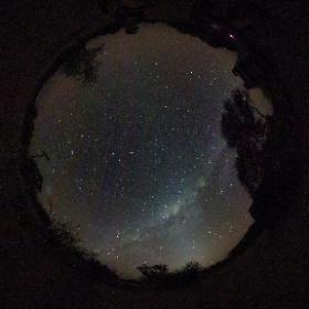 Matopi night sky, Kgalagadi