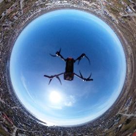 Vaade Pärnule 360° 120M