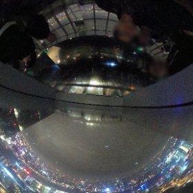 上海夜景。②