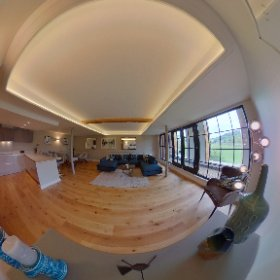 Show Apartment at Horace Mills, The Motor Works, Cononley. Image 2. #theta360 #theta360uk