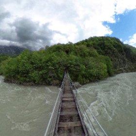 Soca river #slovenie #theta360