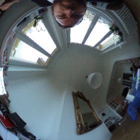 I am entering the world of 360 pictures #theta360