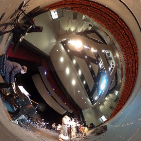 Practice with the 45th Parallel #theta360