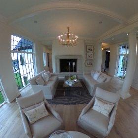 Carl M Hansen Companies Fall 2016 Parade of Homes Dream Home Gathering Room