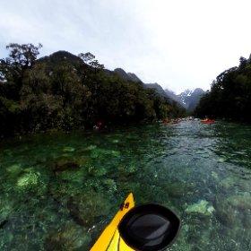 Kayak in 360° 😎 #theta360 #theta360de