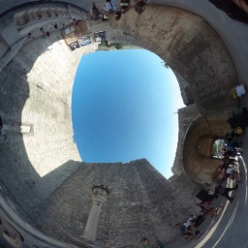 Pile Gate, Dubrovnik #theta360uk