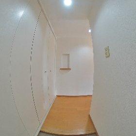 コスモ桂 玄関