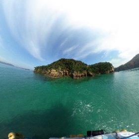 辰ノ島,壱岐島 #theta360