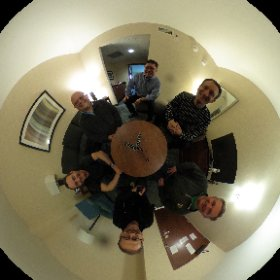 The old gang back together again! Wash U. 25th reunion weekend. Just started and I t's already a blast! #theta360
