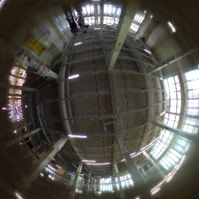 Roz and Dan at the Old Post Office. #theta360