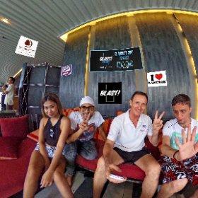 Blast Pool Party at Double Tree Hilton 13th August 2016, SM hub http://goo.gl/w2Eulp  BEST HASHTAGS  #BlastPoolPartyBkk  Industry #BkkPoolParty   #1nightBkk  #BtsPhromPong #butterfly3d