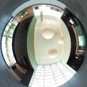 トキオン西麻布/リビング/2SLDK/224.98㎡/3F/360°内見画像  http://ebisu-fudousan.com/rent/2125/  #六本木 #広尾 #賃貸   #theta360