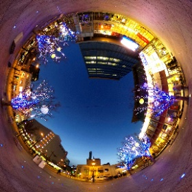 TOiGO広場 #snow3d #theta360