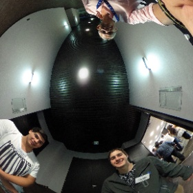 Amigos Insight Chile 2018 #theta360