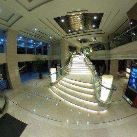 上海豪豪金豐酒店360 #theta360