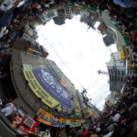 日本版ストリートフェスタ #theta360
