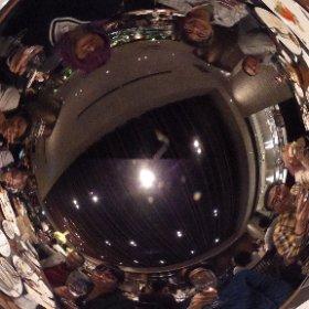 アプリ道場のメンバーで肉会! #theta360