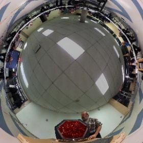 """1er novembre 2017 au club des astronomes amateurs de Laval Présentation du """"Cherche-Étoiles"""" fabriqué par Gilles Frigon lauréat au CAFTA  du premier prix pour la finesse de son travail. Ça vaut bien un """"feux d'artifice"""" #firefly3d"""