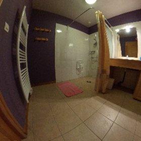 8 salle de bains #theta360 #theta360fr