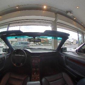 #メルセデス・ベンツ320CEカブリオレ#4人乗りオープンカー専門店バランス#www.opencar.jp