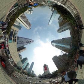China beautiful China  #theta360