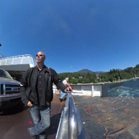 Ferry ride!