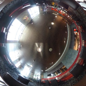 Ming Moon Restaurant & Bar (Wolverhampton) - Dining Area #theta360