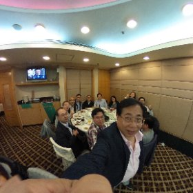 KK retirement dinner 11/11/2016 #momiji3d #theta360