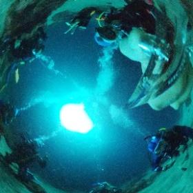 2020/11/28 八幡野、漁火ナイト #padi #diving #フリッパーダイブセンター #八幡野 #theta #theta_padi #theta360 #群馬 #伊勢崎 #ダイビングショップ #ダイビングスクール #ライセンス取得