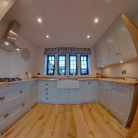 Horace Green, Cononley.  360 Photography for Candelisa Ltd. #kitchen #property #home #newhome #firsthome #architecture #interiordesign #propertydevelopers #cononley #themotorworks #horacegreen #horacemills #skipton #yorkshire #theta360 #theta360uk