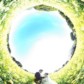 Feel So High!  Kenichi Morinaga photography  https://www.photomoriken.net/  #sakura3d #theta360