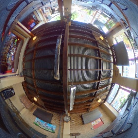 Little Woodrow's Patio 3 #theta360