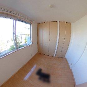 クレメンテA101北側洋室