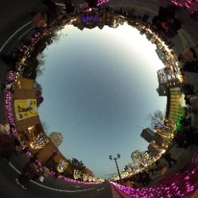 OSAKA光のルネサンス2017(中の島)
